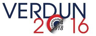 Logo Verdun centenaire